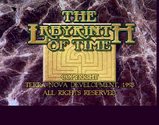 Screenshot Thumbnail / Media File 1 for Labyrinth of Time, The (1994)(Electronic Arts)[!]